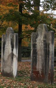 Graves, two