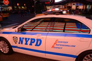 NYPD Officers Ramos and Liu were shot sitting in their patrol car.