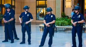The reputation of the police has been under attack since Officer Wilson was cleared of Michael Brown's death.