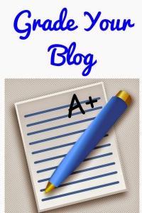 Grade Your Blog