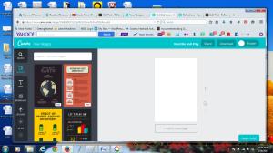 I use Canva to make blog graphics.