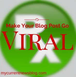 Writing a blog post that goes viral will help you get more traffic.