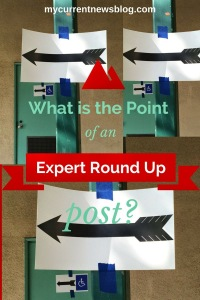 What's the Point of an Expert Post?