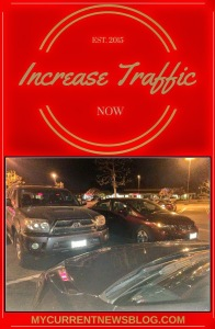 Increase traffic now