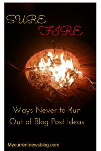 Blog post ideas you will never run out of