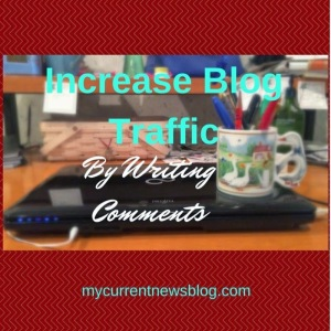 Write insightful comments on blogs .
