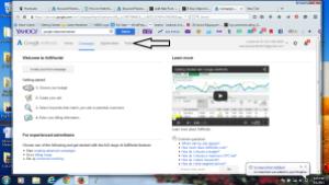 Google AdWords Screenshot - Tools